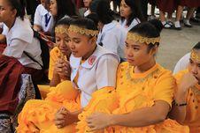 Free Child, Ritual, Temple, Girl Stock Photo - 122204250