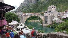 Free Town, Arch Bridge, Tourism, Bridge Royalty Free Stock Photography - 122204397