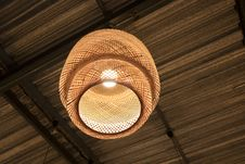 Free Lighting, Lighting Accessory, Light Fixture, Wood Royalty Free Stock Photography - 122204537