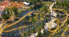 Free Amusement Park, Amusement Ride, Roller Coaster, Park Royalty Free Stock Image - 122204596