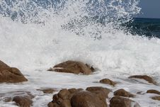 Free Wave, Sea, Wind Wave, Body Of Water Royalty Free Stock Photos - 122204878