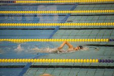 Free Medley Swimming, Sport Venue, Water Sport, Swimming Royalty Free Stock Images - 122204899