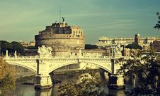 Free Castle Sant  Angelo Stock Image - 12239751