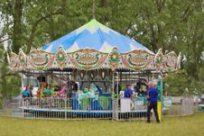 Free Amusement Ride, Amusement Park, Carousel, Fair Royalty Free Stock Photos - 122700848