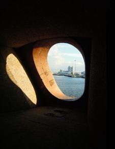 Free Sky, Reflection, Arch, Window Stock Photos - 122701103