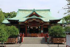 Free Chinese Architecture, Japanese Architecture, Shinto Shrine, Shrine Royalty Free Stock Photos - 122701208