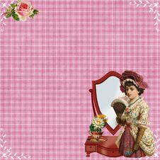 Free Pink, Woman, Flower, Art Stock Photo - 122701550