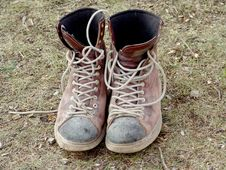 Free Footwear, Shoe, Boot, Grass Royalty Free Stock Photos - 122828188
