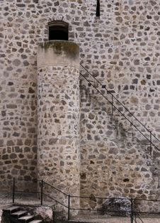 Free Wall, Stone Wall, History, Window Royalty Free Stock Photos - 122828338