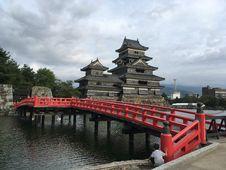 Free Chinese Architecture, Bridge, Japanese Architecture, Historic Site Stock Images - 122828504