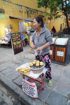 Free Public Space, Street Food, Food, Market Stock Image - 122828711