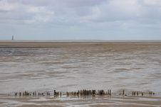 Free Mudflat, Wetland, Shore, Sky Royalty Free Stock Images - 122828779