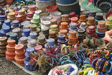 Free Marketplace, Thread, Bazaar, Market Stock Image - 122925111