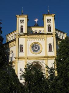 Free Church Stock Photography - 1231842