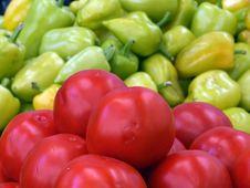 Free Fresh Food On Market Royalty Free Stock Photography - 1232357