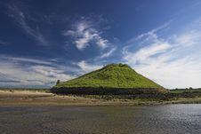 Free Church Mound Royalty Free Stock Photo - 1233025