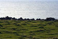 Free Stone Fence Stock Image - 1234331