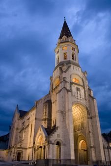 Free Basilica Of The Visitation Stock Photo - 1234950
