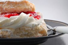 Free Strawberry Shortcake Stock Photos - 1235393