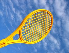 Free Badminton Royalty Free Stock Photo - 1236325
