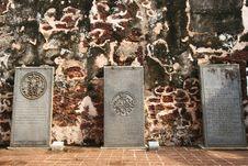 Free Tombstones Stock Image - 1236521