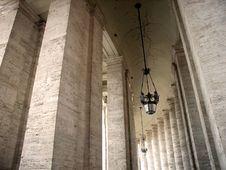 Free Vatican Alley Stock Photos - 1236623