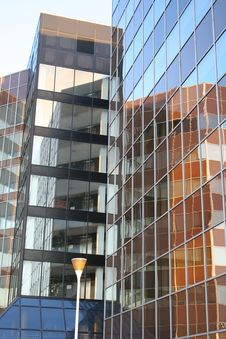 Free Buildings & Their Reflections Stock Photos - 1236963