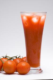 Free Tomato Juice Stock Photos - 1236993