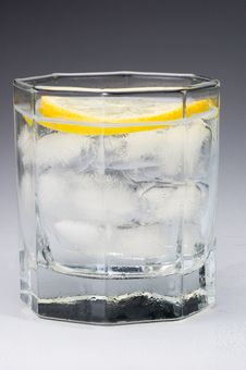 Free Lemon Lime Water Royalty Free Stock Photo - 1237145