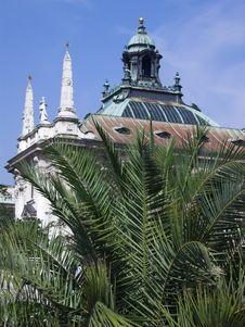 Free Munich Palace Stock Image - 1238071