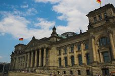 Free Reichstag Stock Images - 1238834
