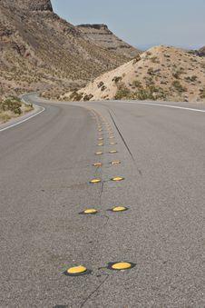 Free Desert Road Stock Photos - 1239623