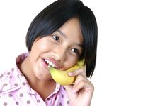 Free Banana Phone (series) Stock Photography - 1239942