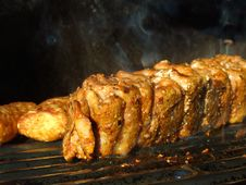 Free Grilling, Roasting, Meat, Grillades Stock Image - 123126061