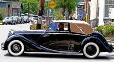 Free Car, Motor Vehicle, Antique Car, Vintage Car Royalty Free Stock Photography - 123126177