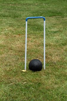 Free Games, Grass, Ball Game, Putter Stock Photography - 123126322