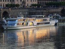Free Waterway, Water Transportation, Passenger Ship, Motor Ship Royalty Free Stock Photos - 123126388