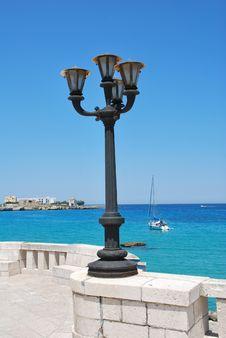 Free Light Fixture, Sea, Sky, Street Light Royalty Free Stock Image - 123126766