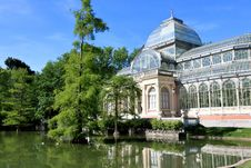 Free Reflection, Botanical Garden, Water, Tourist Attraction Royalty Free Stock Image - 123126806