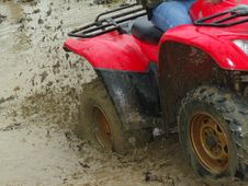 Free All Terrain Vehicle, Automotive Tire, Tire, Vehicle Royalty Free Stock Photos - 123126888