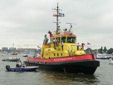 Free Water Transportation, Tugboat, Waterway, Watercraft Stock Photo - 123127080
