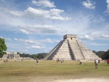 Free Landmark, Historic Site, Maya Civilization, Archaeological Site Stock Photography - 123127122