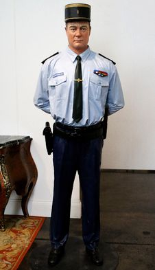 Free Official, Police Officer, Police, Military Uniform Stock Image - 123127141