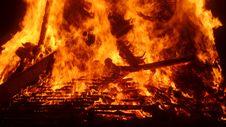Free Fire, Flame, Heat, Bonfire Stock Photo - 123127530