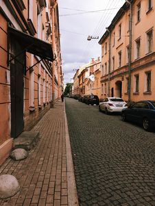 Free Road, Town, Alley, Street Royalty Free Stock Photography - 123127647