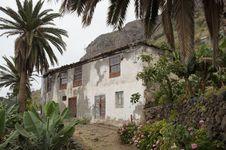 Free Property, Arecales, Palm Tree, Hacienda Stock Photos - 123127713