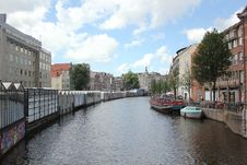 Free Waterway, Canal, Body Of Water, Water Transportation Royalty Free Stock Images - 123205209