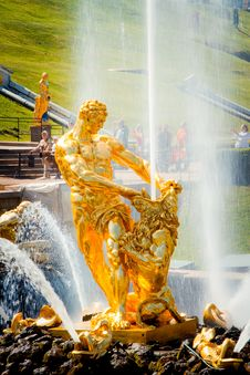 Free Mythology, Water, Water Feature, Statue Stock Image - 123205551