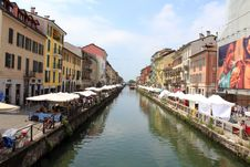 Free Waterway, Canal, Body Of Water, Water Transportation Stock Photography - 123205682