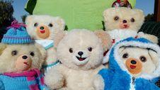 Free Stuffed Toy, Teddy Bear, Toy, Plush Royalty Free Stock Photo - 123205925